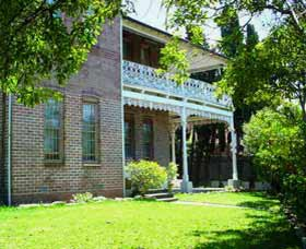 Old Rectory Bed And Breakfast Guesthouse - Sydney Airport - Geraldton Accommodation