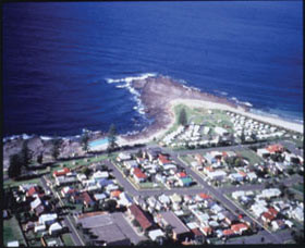 Shellharbour Beachside Tourist Park - Geraldton Accommodation
