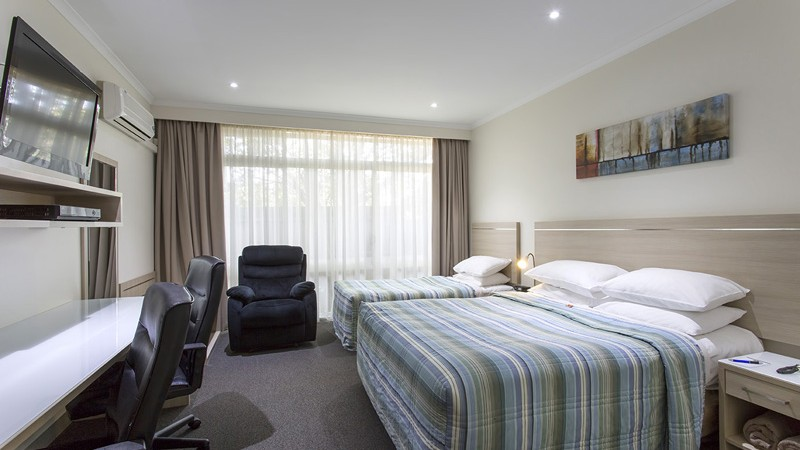 BEST WESTERN Aspen and Apartments - Geraldton Accommodation