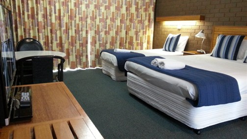Barooga Country Inn Motel - Geraldton Accommodation