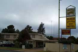 Acacia Golden Way Motel - Geraldton Accommodation