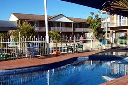 Albury Classic Motor Inn - Geraldton Accommodation