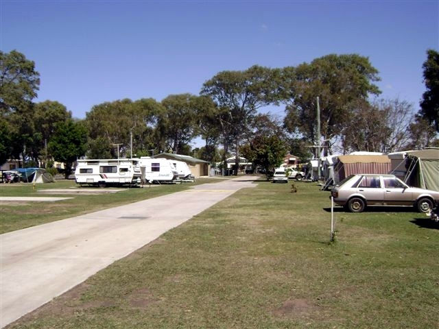 Beachmere Caravan Park - Geraldton Accommodation