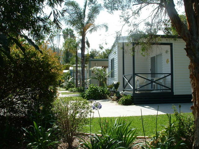 Coastal Palms Holiday Park - Geraldton Accommodation