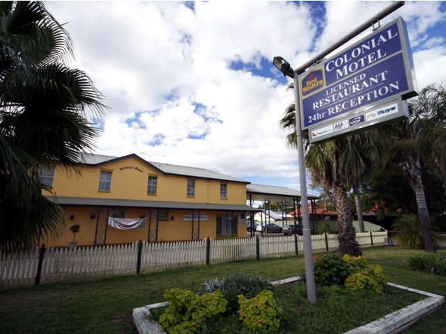 Colonial Motel - Geraldton Accommodation