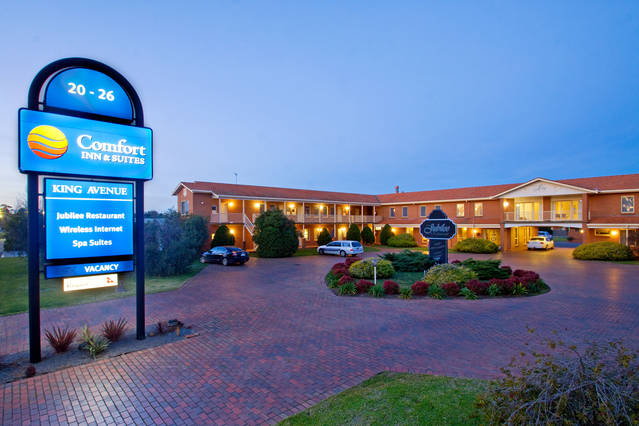 Comfort Inn  Suites King Avenue - Geraldton Accommodation