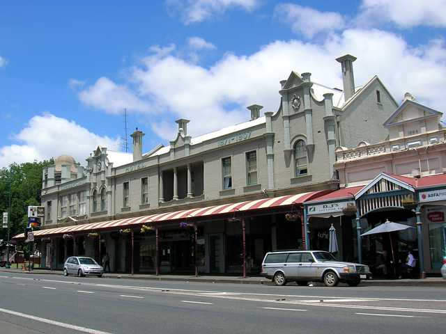 Commercial Hotel Camperdown - Geraldton Accommodation