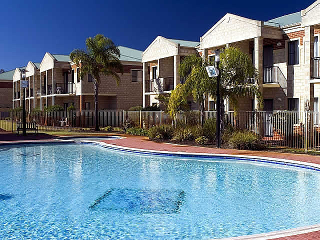 Country Comfort inter City Hotel  Apartments - Geraldton Accommodation