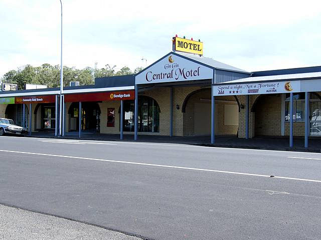 Gin Gin Central Motel - Geraldton Accommodation