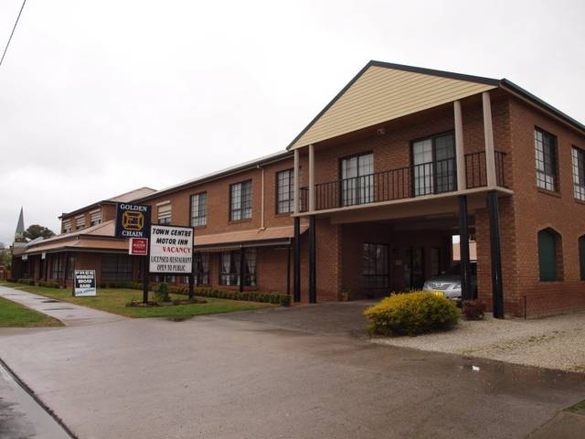 Holbrook Town Centre Motor Inn - Geraldton Accommodation