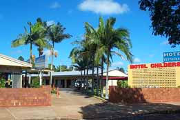 Motel Childers - Geraldton Accommodation