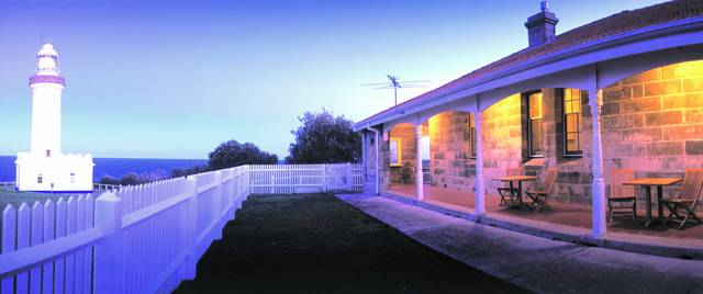 Norah Head Lighthouse - Geraldton Accommodation