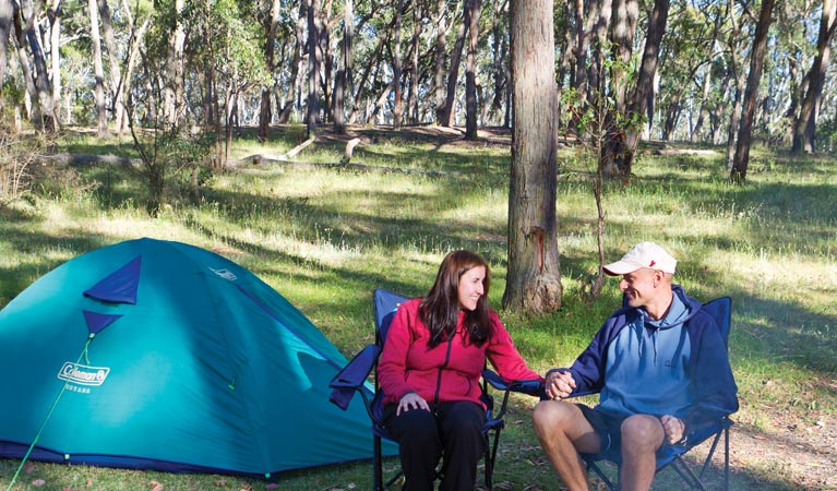 Apsley Falls campground - Geraldton Accommodation