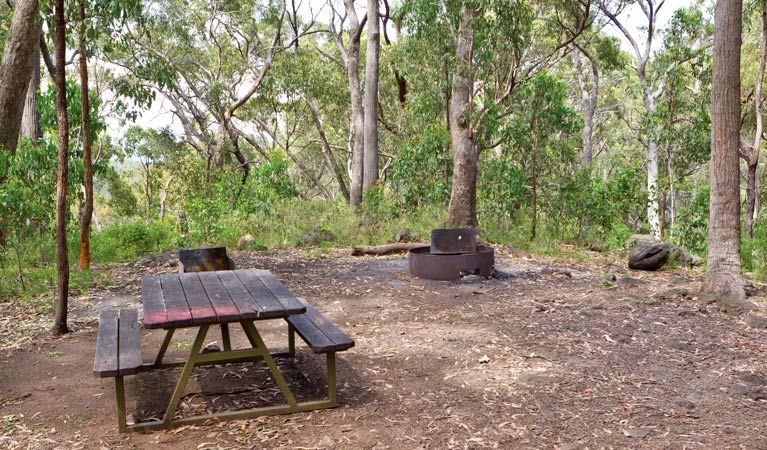 Bark Hut picnic area and campground - Geraldton Accommodation