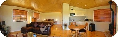 Scenic Rim View Cottages for Couples - Geraldton Accommodation