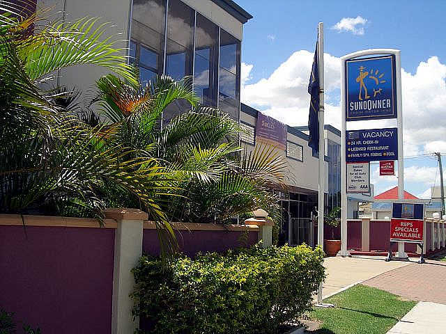 Sundowner Rockhampton Motel - Geraldton Accommodation
