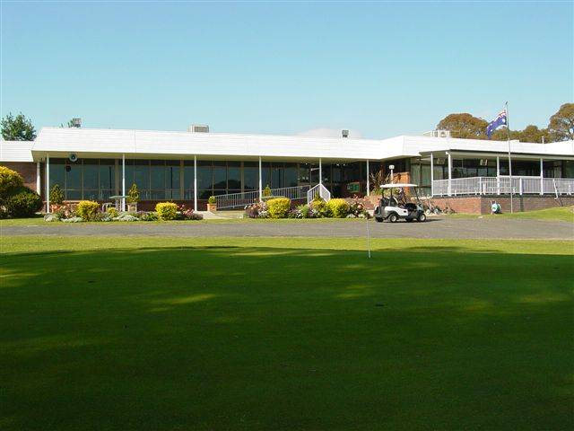 Tenterfield Golf Club and Fairways Lodge - Geraldton Accommodation