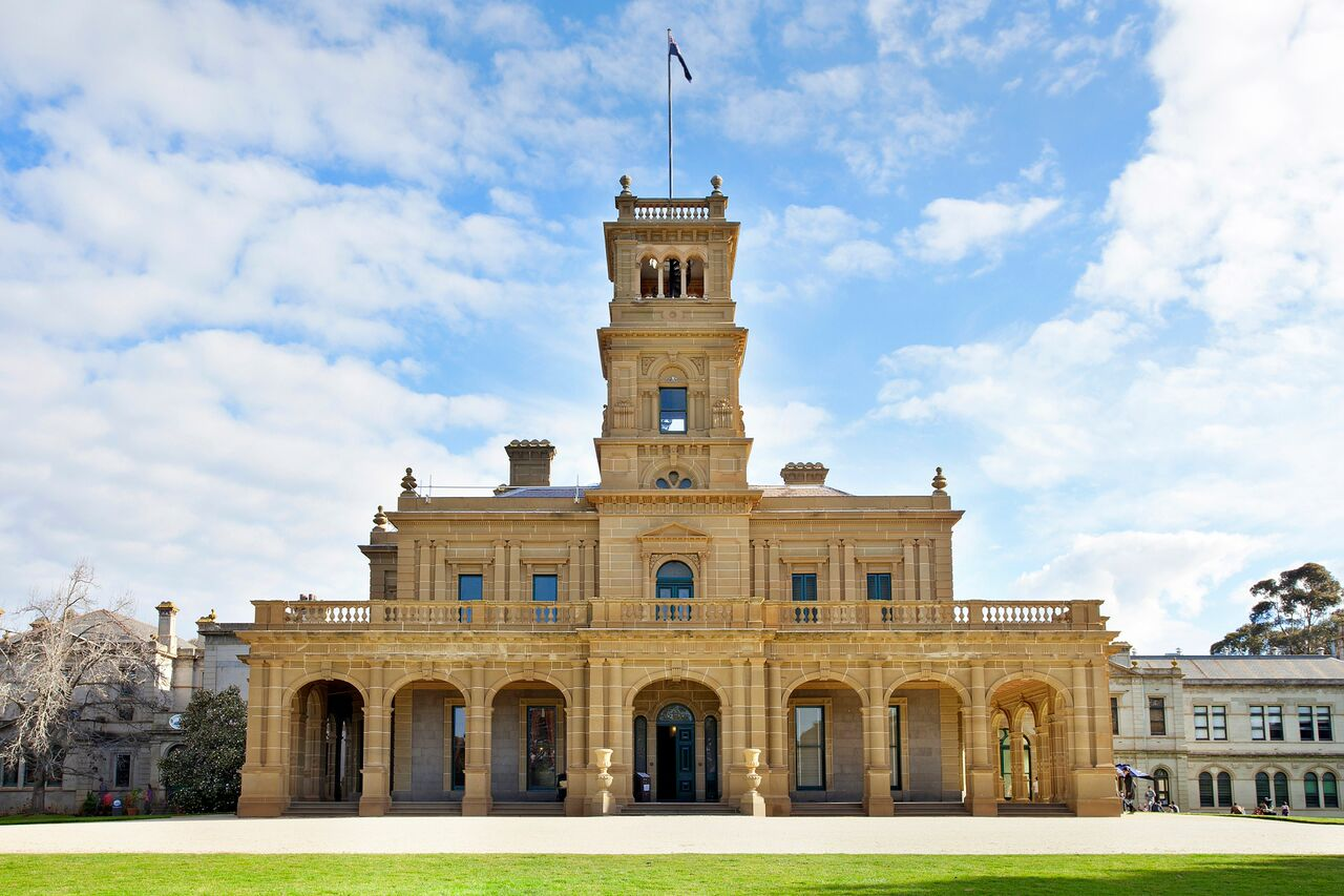 Mansion Hotel and Spa at Werribee Park - Geraldton Accommodation
