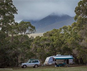 Mt Trio Bush Camp and Caravan Park