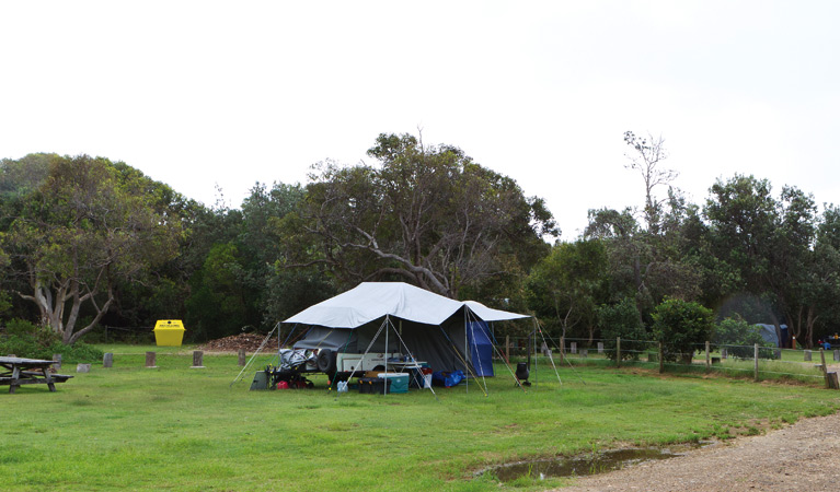 Illaroo campground - Geraldton Accommodation