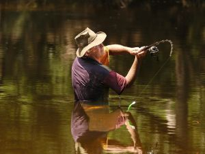Lochlorian Trout Fishing and Getaway - Geraldton Accommodation