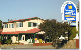 Sovereign Motor Inn Cooma - Geraldton Accommodation