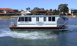 Dolphin Houseboat Holidays - Geraldton Accommodation