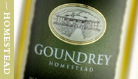 Goundrey Wines - Geraldton Accommodation