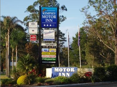 Kempsey Motor Inn - Geraldton Accommodation