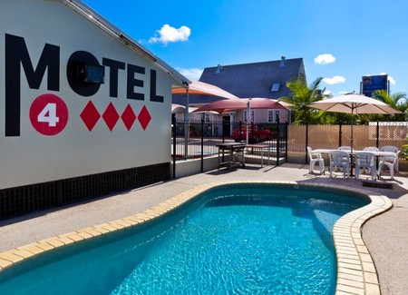 Caboolture Central Motor Inn - Geraldton Accommodation