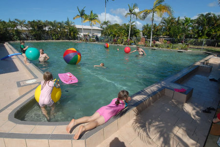 Kurrimine Beach Holiday Park - Geraldton Accommodation