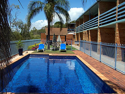 Tannum on the Beach Motel - Geraldton Accommodation
