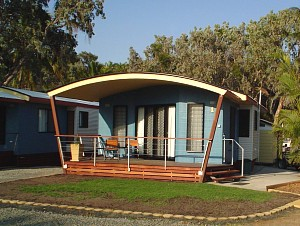 Island View Caravan Park - Geraldton Accommodation