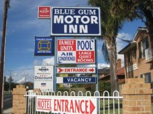 Blue Gum Motor Inn - Geraldton Accommodation