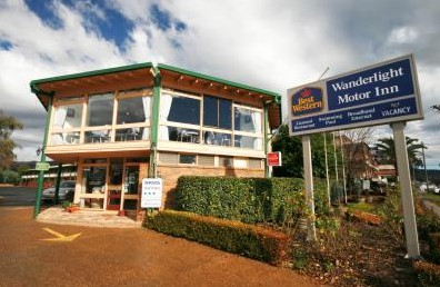 Best Western Wanderlight Motor Inn - Geraldton Accommodation