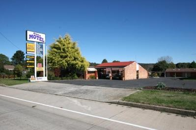Alpha Motel - Geraldton Accommodation