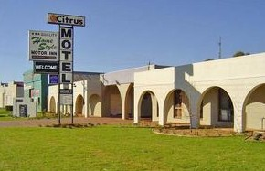Citrus Motel - Geraldton Accommodation