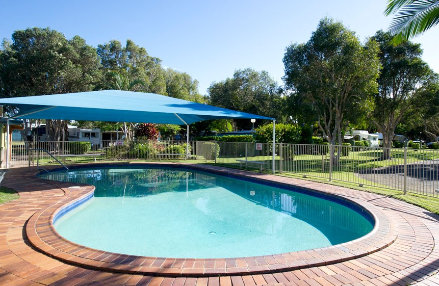 Mudjimba Beach Caravan Park - Geraldton Accommodation
