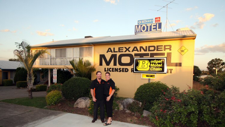 Alexander Motel - Geraldton Accommodation