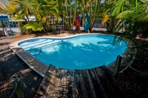 Tin Can Bay Motel - Geraldton Accommodation