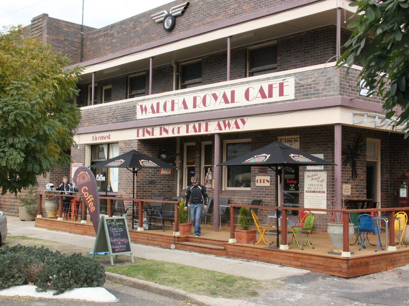 Walcha Royal Cafe and Boutique Accommodation - Geraldton Accommodation