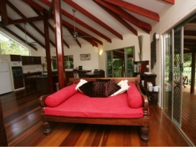 Daintree Secrets Waterfall Sanctuary - Geraldton Accommodation