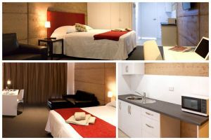 Crossroads Ecomotel - Geraldton Accommodation