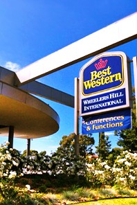 Best Western Wheelers Hill International - Geraldton Accommodation