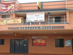 Atherton Hotel - Geraldton Accommodation
