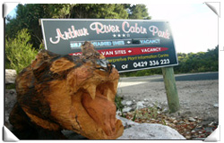 Arthur River Cabin Park - Geraldton Accommodation