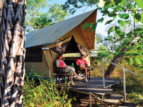 Mitchell Falls Wilderness Lodge - Geraldton Accommodation