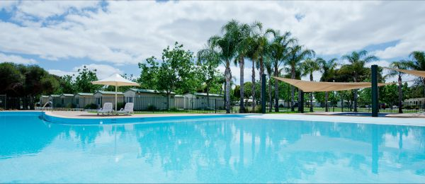 Berri Riverside Holiday Park - Geraldton Accommodation