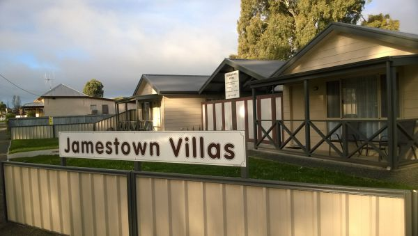 Jamestown Villas - Geraldton Accommodation