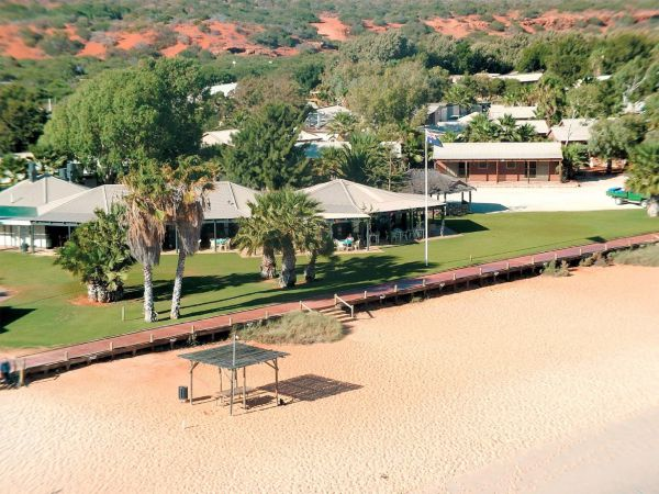 Monkey Mia Dolphin Resort Caravan and Camping - Geraldton Accommodation